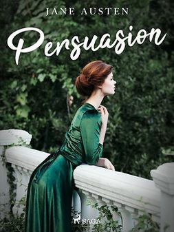 Austen, Jane - Persuasion, e-bok