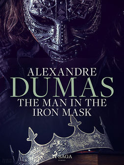 Dumas, Alexandre - The Man in the Iron Mask, ebook