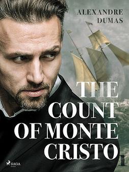 Dumas, Alexandre - The Count of Monte Cristo I, ebook