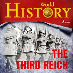 Devereaux, Sam - The Third Reich, audiobook