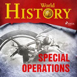 Devereaux, Sam - Special Operations, audiobook