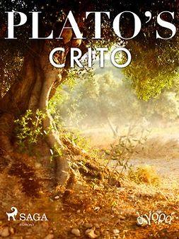 Plato - Plato's Crito, ebook