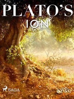 Plato - Plato's Ion, ebook