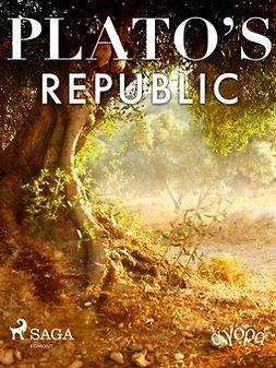 Plato - Plato's Republic, e-bok