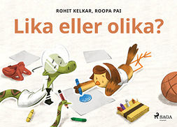 Kelkar, Rohit - Lika eller olika?, ebook