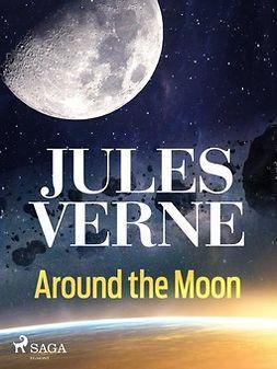 Verne, Jules - Around the Moon, ebook