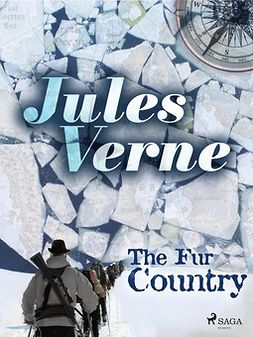 Verne, Jules - The Fur Country, ebook