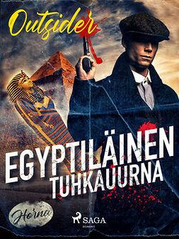 Outsider - Egyptiläinen tuhkauurna, e-kirja