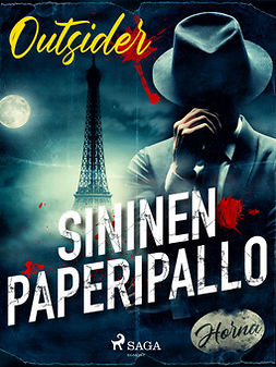 Outsider, - - Sininen paperipallo, ebook