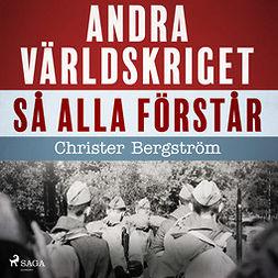 Bergström, Christer - Andra världskriget så alla förstår, audiobook