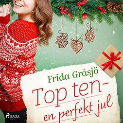 Gråsjö, Frida - Top ten - en perfekt jul, audiobook