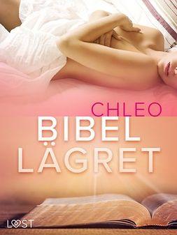 - Bibellägret - erotisk novell, ebook