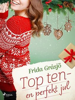 Gråsjö, Frida - Top ten - en perfekt jul, ebook