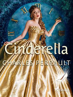 Perrault, Charles - Cinderella, e-kirja