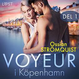Strömquist, Ossian - Voyeur i Köpenhamn del 1 - erotisk novell, audiobook