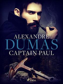 Dumas, Alexandre - Captain Paul, ebook
