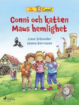 Schneider, Liane - Conni och katten Maus hemlighet, ebook