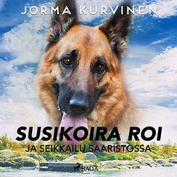 Kurvinen, Jorma - Susikoira Roi ja seikkailu saaristossa, äänikirja