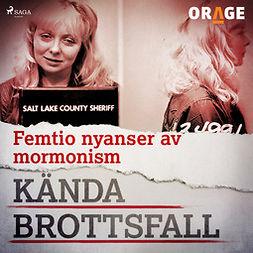 Bergqvist, Hans - Femtio nyanser av mormonism, audiobook