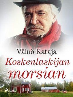 Kataja, Väinö - Koskenlaskijan morsian, e-kirja