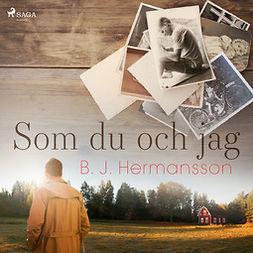Hermansson, B. J. - Som du och jag, audiobook