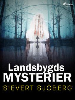 Sjöberg, Sievert - Landsbygdsmysterier, e-bok