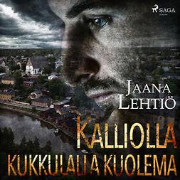 Lehtiö, Jaana - Kalliolla kukkulalla kuolema, äänikirja