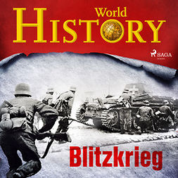 Devereaux, Sam - Blitzkrieg, audiobook