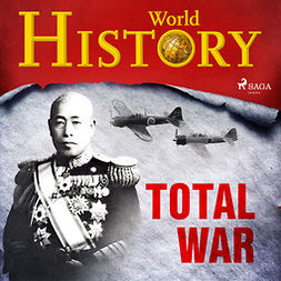 Devereaux, Sam - Total War, audiobook