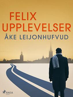 Leijonhufvud, Åke - Felix upplevelser, ebook