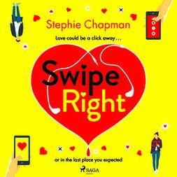 Chapman, Stephie - Swipe Right, audiobook
