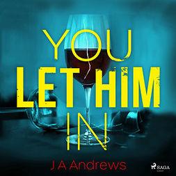 Andrews, J A - You Let Him In, audiobook