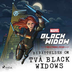 Marvel - Black Widow - Begynnelsen - Berättelsen om två Black Widows, audiobook