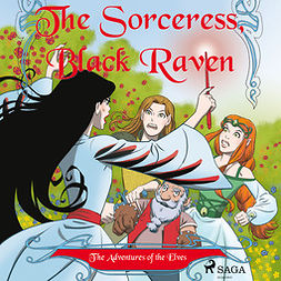 Gotthardt, Peter - The Adventures of the Elves 2: The Sorceress, Black Raven, audiobook