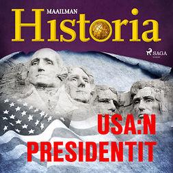 Historia, Maailman - USA:n presidentit, äänikirja