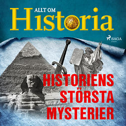 Bergström, Joachim - Historiens största mysterier, audiobook