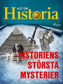 - Historiens största mysterier, ebook
