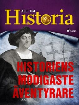 - Historiens modigaste äventyrare, ebook