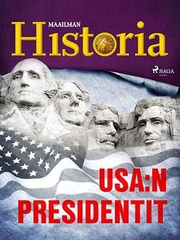 - USA:n presidentit, e-kirja