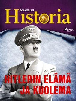 - Hitlerin elämä ja kuolema, e-kirja