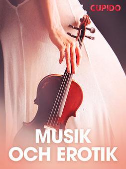 Bohman, Marcus - Musik och erotik - erotiska noveller, ebook