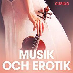 Musik och erotik - erotiska noveller