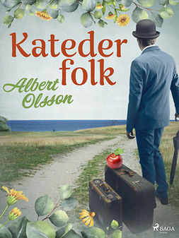 Olsson, Albert - Katederfolk, ebook