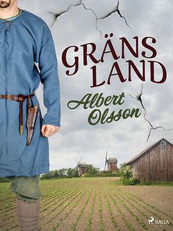 Olsson, Albert - Gränsland, e-kirja