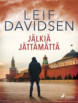Davidsen, Leif - Jälkiä jättämättä, e-kirja