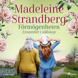 Strandberg, Madeleine - Förmögenheten, audiobook