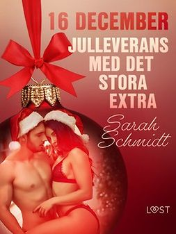 Schmidt, Sarah - 16 december: Julleverans med det stora extra - en erotisk julkalender, e-kirja