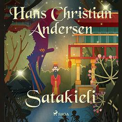 Andersen, H. C. - Satakieli, äänikirja