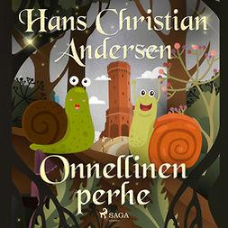 Andersen, H. C. - Onnellinen perhe, äänikirja