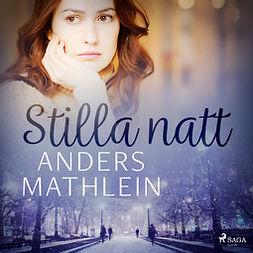 Mathlein, Anders - Stilla natt, audiobook